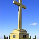 memorial to fallen servicemen by David Smith