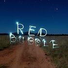 red bubble by Gideon du Preez Swart