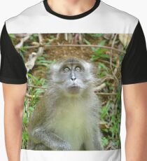 Monkey Business In Indonesia Graphic T-Shirt