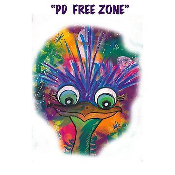 PD free zone by Bobbleheadnanna