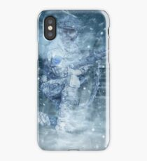 War Desert Guns iPhone Case