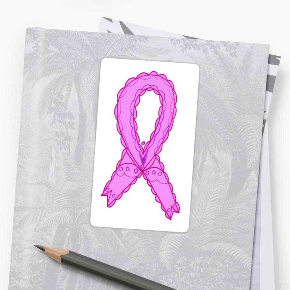 MY Pink Ribbon by KazM