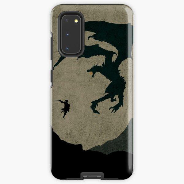 Slay your dragons Samsung Galaxy Tough Case
