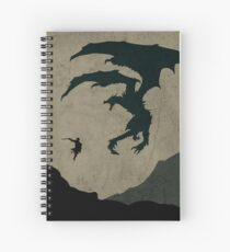 Slay your dragons Spiral Notebook