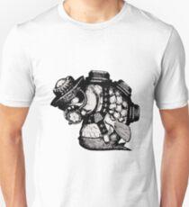 Camiseta ajustada Salmon Run Steel Head