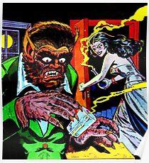 Monstrous potion Poster