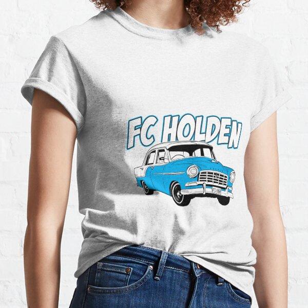 FC Holden - Blue Classic T-Shirt