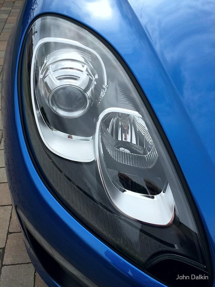 Headlights. by John Dalkin