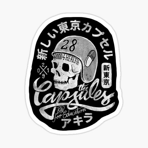 The Capsules Sticker