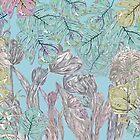 Dschungel-Malerei von jackpoint23