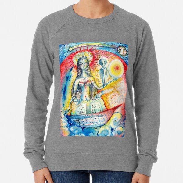 La Virgen Sudadera ligera