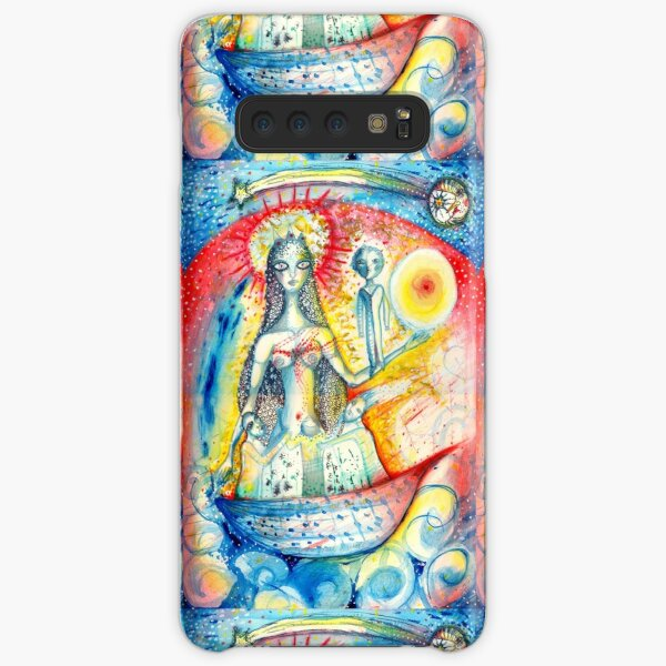 La Virgen Samsung Galaxy Snap Case