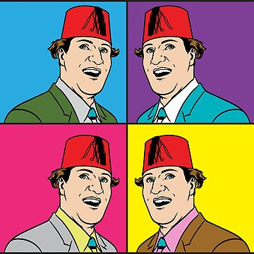 Tommy Cooper, Just Like That by tonydew