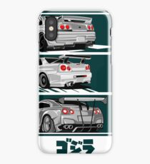 Guess the GTR series iPhone Case/Skin