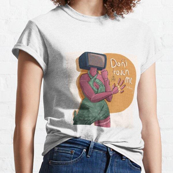 Dissociating Robot  Classic T-Shirt