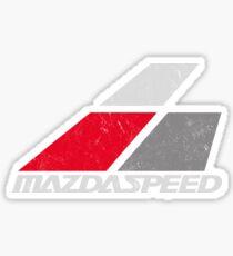 Mazdaspeed Sticker