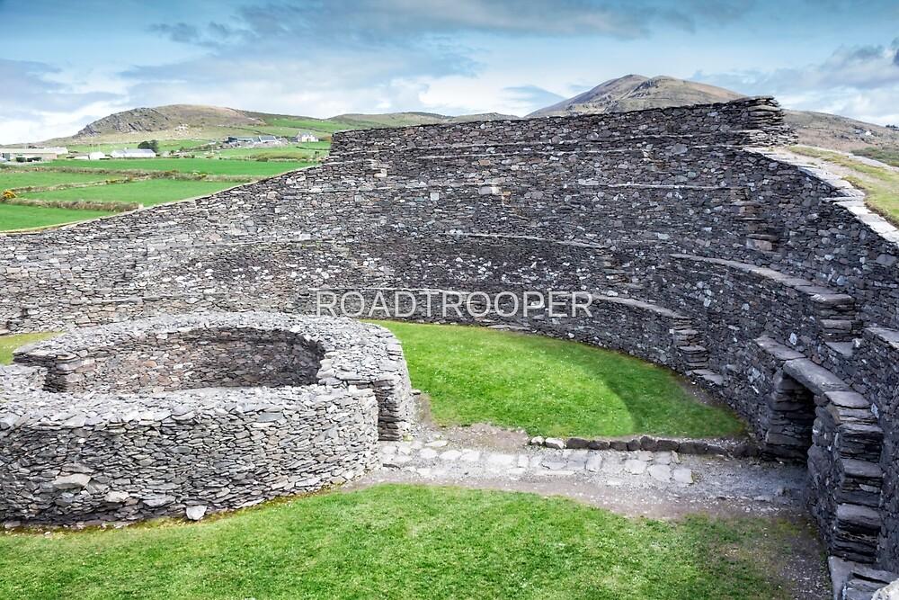 Cahergal Stone Fort 2, Cahirseveen, West Kerry, Ireland by ROADTROOPER