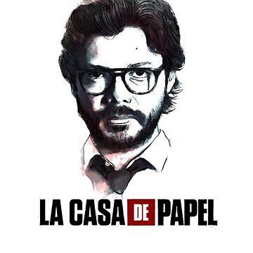 La Casa de Papel  by cellinleal