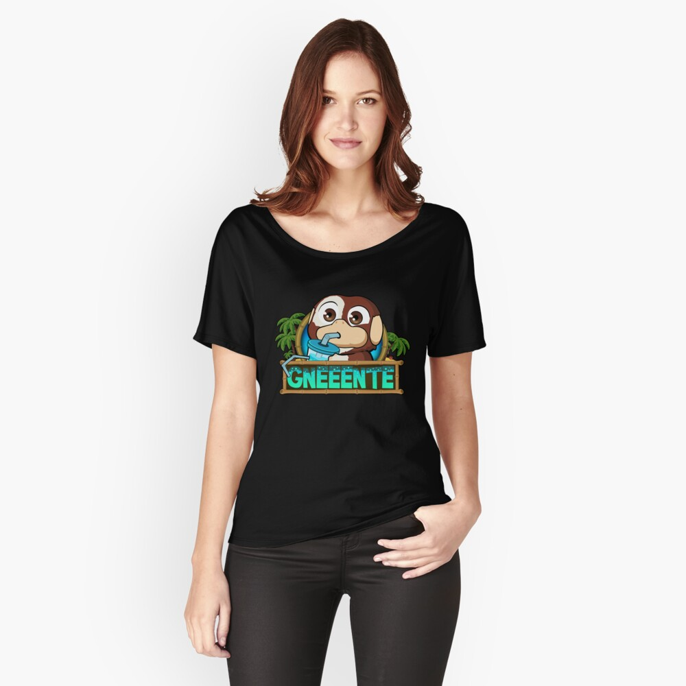 GoEaSyTwitch gneGlu Relaxed Fit T-Shirt