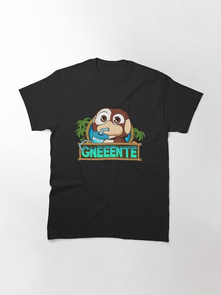 Alternate view of GoEaSyTwitch gneGlu Classic T-Shirt