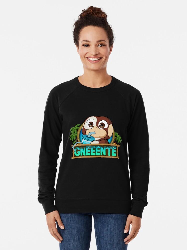 Alternate view of GoEaSyTwitch gneGlu Lightweight Sweatshirt