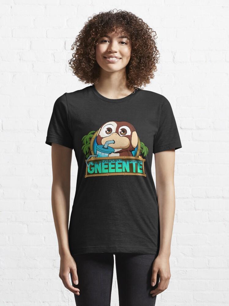 Alternate view of GoEaSyTwitch gneGlu Essential T-Shirt