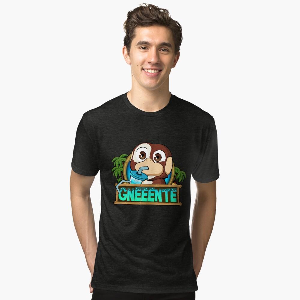 GoEaSyTwitch gneGlu Tri-blend T-Shirt