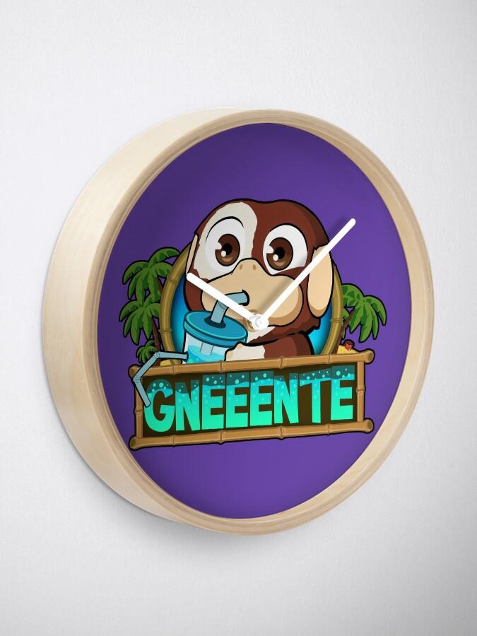 Alternate view of GoEaSyTwitch gneGlu Clock
