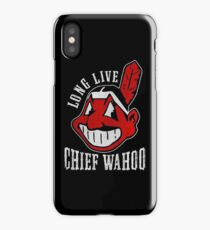 chief wahoo iPhone Case