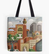 University Of Birmingham Tote Bag