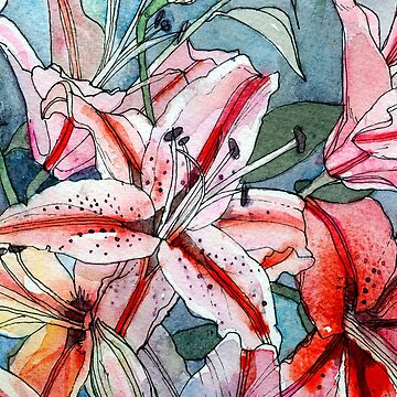Lilies by progmike