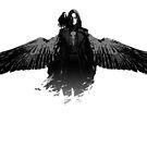 The Crow [Gray] by Jonathan Masvidal