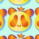 « GOLDEN KING PANDA » par KPMH