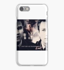 Glee: Don't They Get Together In The End? iPhone Case/Skin