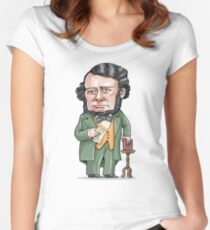 Thomas D'Arcy McGee Women's Fitted Scoop T-Shirt