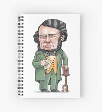 Thomas D'Arcy McGee Spiral Notebook