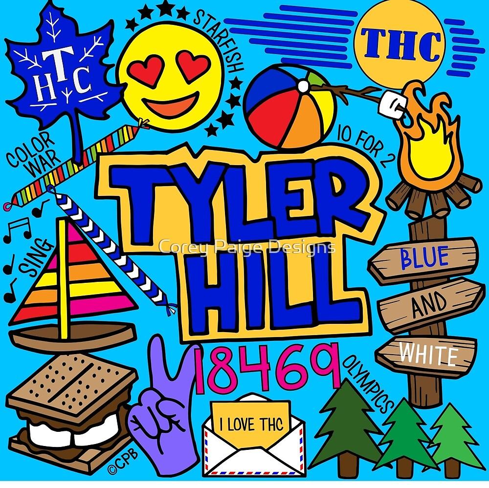 Tyler Hügel von Corey Paige Designs