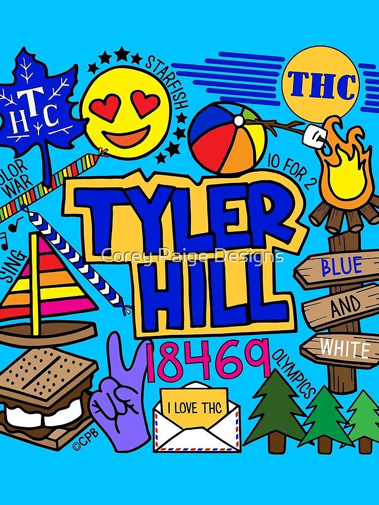 Tyler Hügel von Corey-Paige