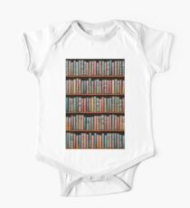 The Library One Piece - Short Sleeve