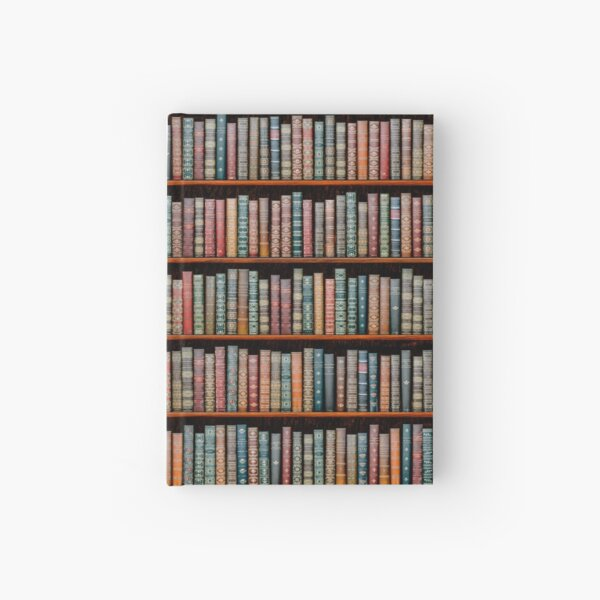The Library Hardcover Journal