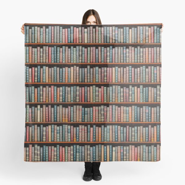 The Library Scarf