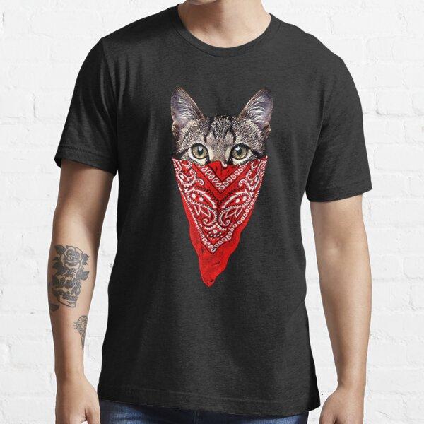 GANGSTER CAT Essential T-Shirt