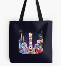 BT21 - Night in New York Tote Bag