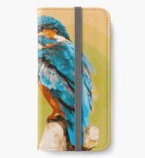 Kingfisher iPhone Wallet/Case/Skin