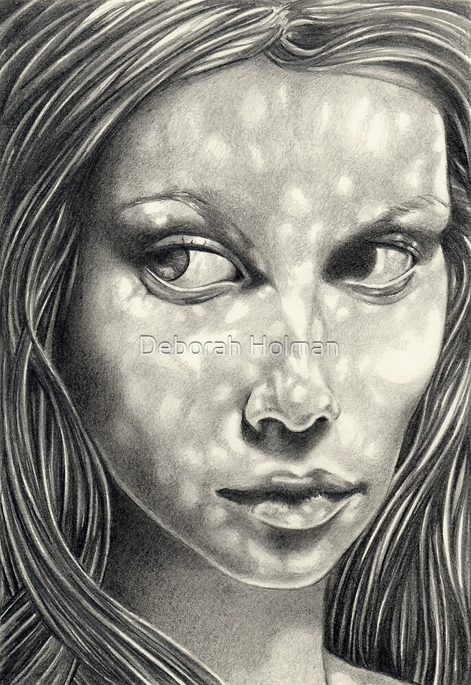 The Lady Lies by Deborah Holman