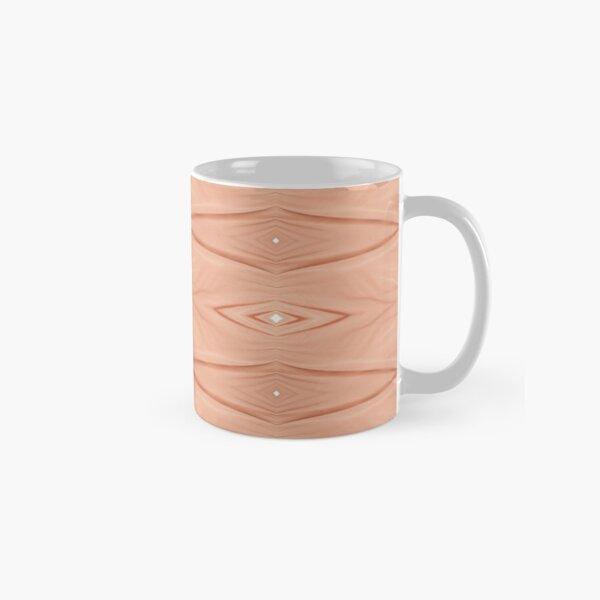 Weave, template, routine, stereotype, gauge, mold,   Sample, specimen Classic Mug