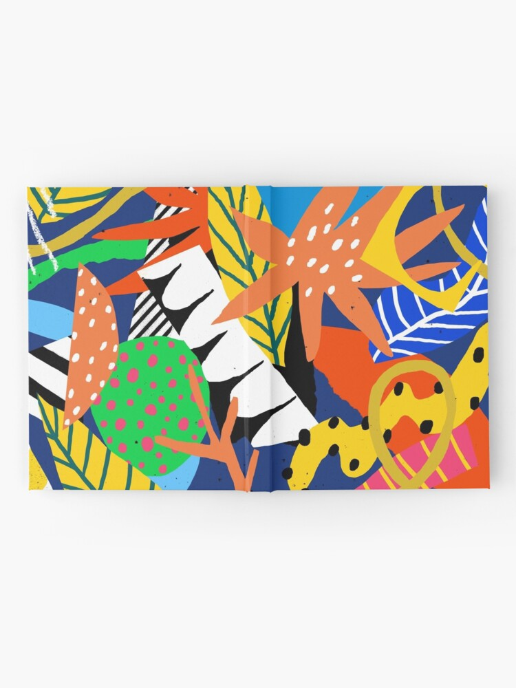 Alternate view of Jungle Hardcover Journal