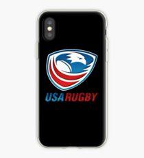 Vinilo o funda para iPhone  USA Rugby