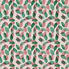 Leaf Pattern by Cathryn Worrell