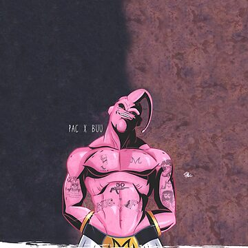 Pac X Buu by TerryAlecStore